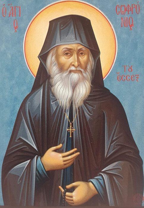 Св. Софроний от Есекс